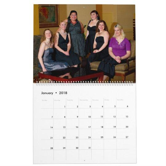 Femmes 2010 de PHP (grandes) Calendriers Muraux