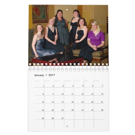 Femmes 2010 de PHP (petites) Calendriers