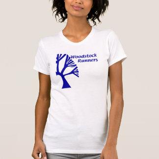 Femmes 2 de singulet de Woodstock Tshirts