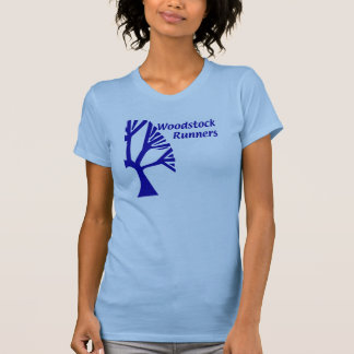 Femmes de singulet de Woodstock T Shirt