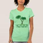 Femmes drôles de treehugger t-shirt