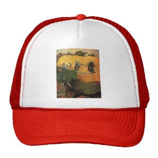 Fenaison de Paul Gauguin- Casquettes De Camionneur
