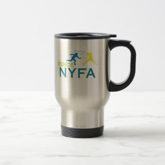 Fence NYFA Travel Cup w/logo