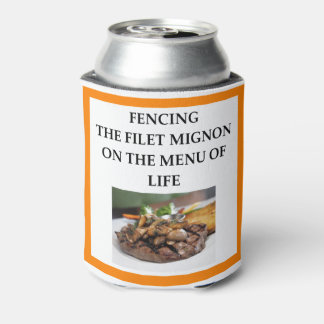 fencing can cooler