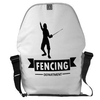 Fencing Department Commuter Bag