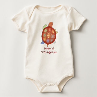 """Feng Shui ...on the Go"" Baby Onesy Baby Bodysuit"
