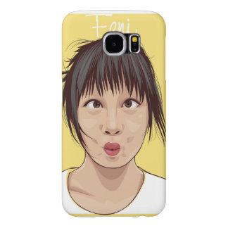 feni JKT48 Samsung Galaxy S6 Cases