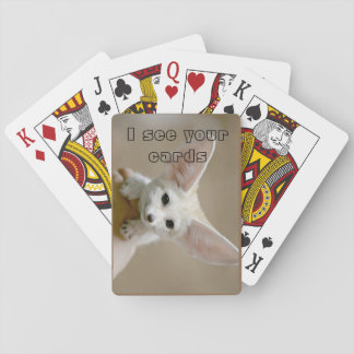 Fennec Fox Card Set