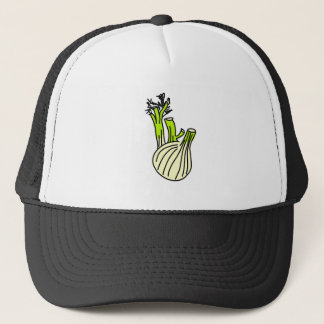 fennel trucker hat