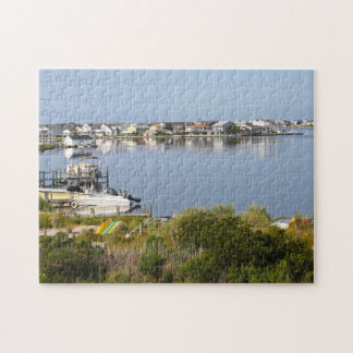 Fenwick Island Delaware. Jigsaw Puzzle
