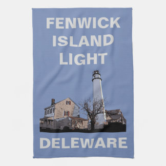 FENWICK ISLAND LIGHT KITCHEN TOWEL