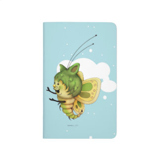 FEOLE 2 ALIEN CARTOON Pocket Journal