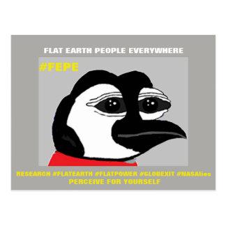 FEPE (Alt. YOUTH) (gray) Postcard