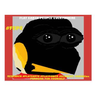 FEPE (red) Postcard