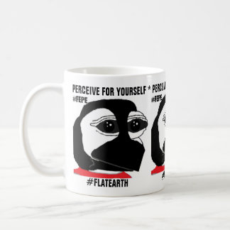 "FEPE (TRIPLET) (YOUTH) ""PERCEIVE FOR YOURSELF"" COFFEE MUG"