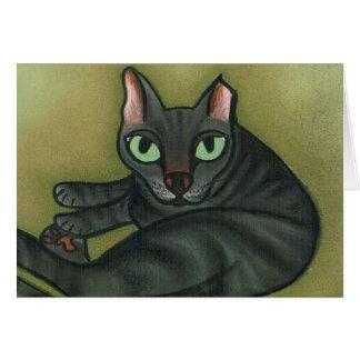 Feral Cat Card