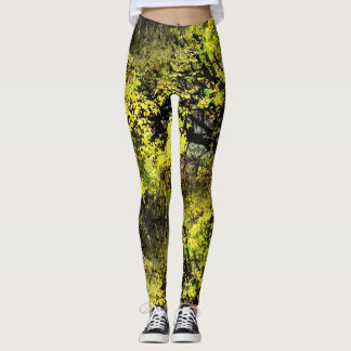 Feral Orchard Autumn Leggings