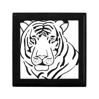 Feral Tiger Drawing Gift Box