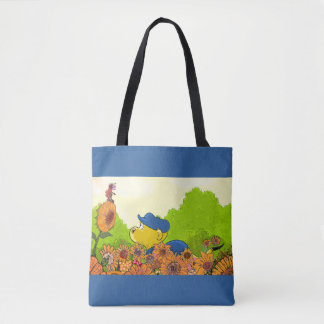 Ferald and Mizz Ladybug Tote Bag