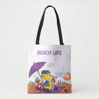 Ferald | Beach Tote Bag