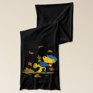 Ferald | Dancing Amongst The Autumn Leaves Scarf