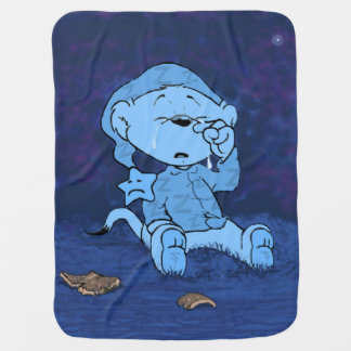Ferald | Feeling Blue Baby Blanket