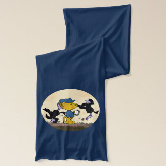Ferald & The Pesky Crows Scarf