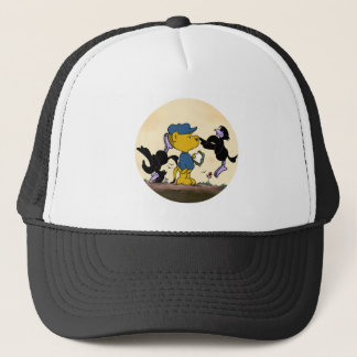 Ferald & The Pesky Crows Trucker Hat