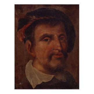Ferdinand Columbus Carte Postale