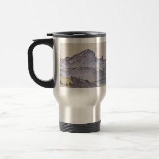 Ferdinand Hodler- From Le Grand Muveran Villars Travel Mug