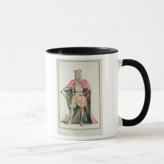 Ferdinand I (1379-1416) King of Aragon from 'Receu Mug