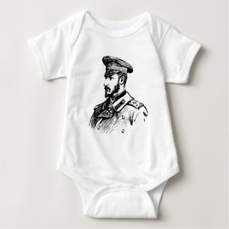 Ferdinand I of Bulgaria Baby Bodysuit