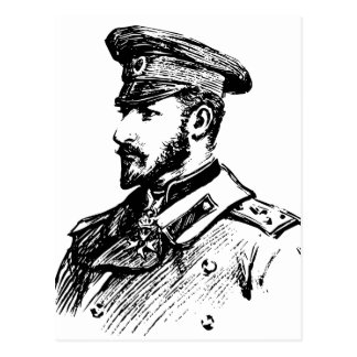 Ferdinand I of Bulgaria Postcard