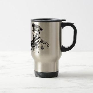 Ferdinand I of Bulgaria Travel Mug
