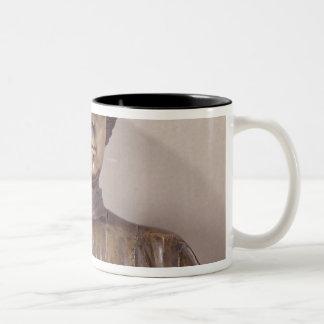 Ferdinand II  of Aragon Two-Tone Coffee Mug