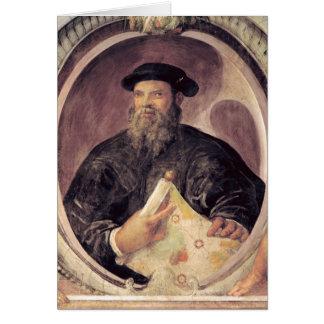 Ferdinand Magellan Card