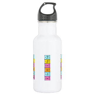 Ferdinand periodic table name water bottle