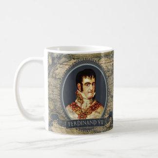 Ferdinand VII Historical Mug