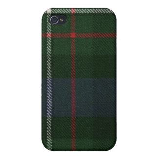 Ferguson Modern Tartan  iPhone 4 Cases