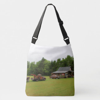 Ferland Motor Company Museum Summer 2016 Crossbody Bag