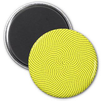 Fermat's Spiral Magnet
