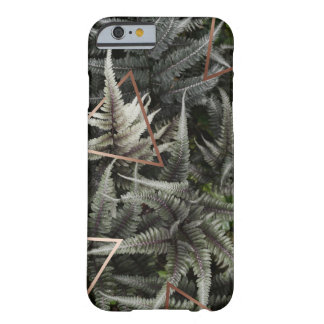 Fern Art Copper iphone 6 case