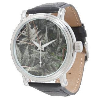 Fern Art copper vintage black watch
