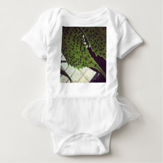 fern baby bodysuit