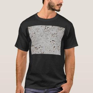 Fern Fossil Tile Surface Closeup T-Shirt