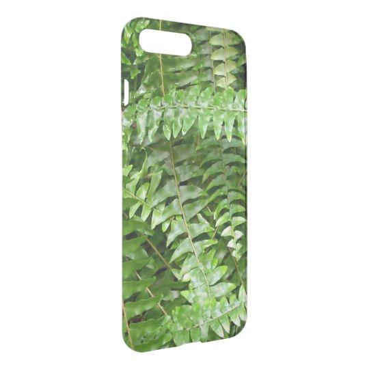 Fern Fronds I Green Nature iPhone 8 Plus/7 Plus Case