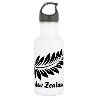 Fern leaf 532 ml water bottle