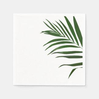 Fern Leaf Paper Napkin