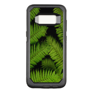 Fern Leaves OtterBox Commuter Samsung Galaxy S8 Case