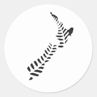 Fern NZ Sticker